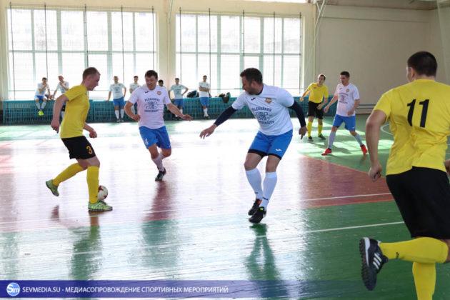 25032018 100 630x420 - Завершился чемпионат Севастополя по футзалу 2018 года