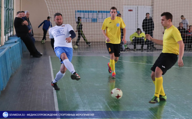 25032018 102 674x420 - Завершился чемпионат Севастополя по футзалу 2018 года