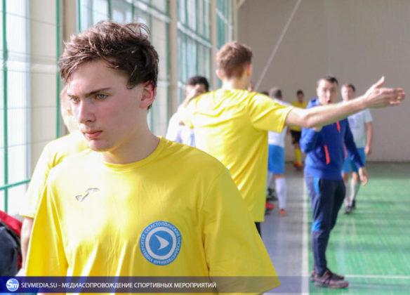 25032018 104 584x420 - Завершился чемпионат Севастополя по футзалу 2018 года