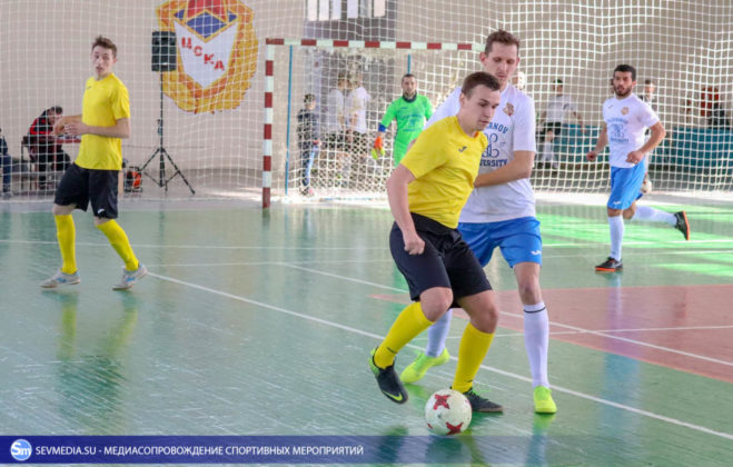 25032018 114 659x420 - Завершился чемпионат Севастополя по футзалу 2018 года