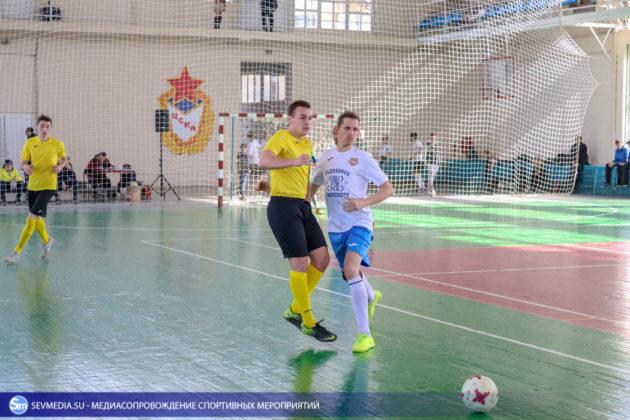 25032018 115 630x420 - Завершился чемпионат Севастополя по футзалу 2018 года