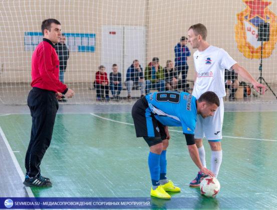 25032018 15 553x420 - Завершился чемпионат Севастополя по футзалу 2018 года