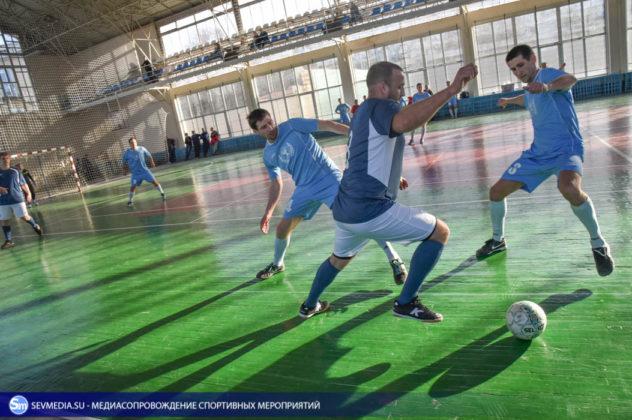 25032018 152 632x420 - Завершился чемпионат Севастополя по футзалу 2018 года