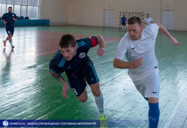25032018 175 614x420 - Завершился чемпионат Севастополя по футзалу 2018 года