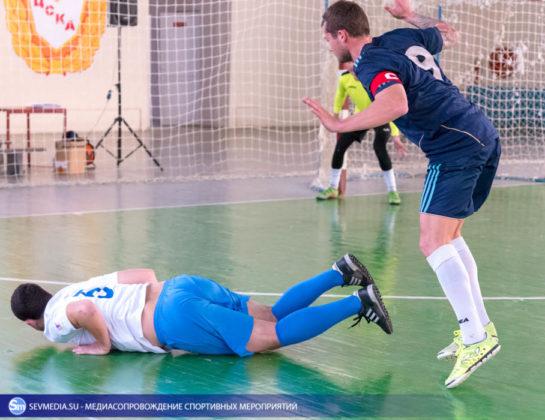 25032018 204 545x420 - Завершился чемпионат Севастополя по футзалу 2018 года