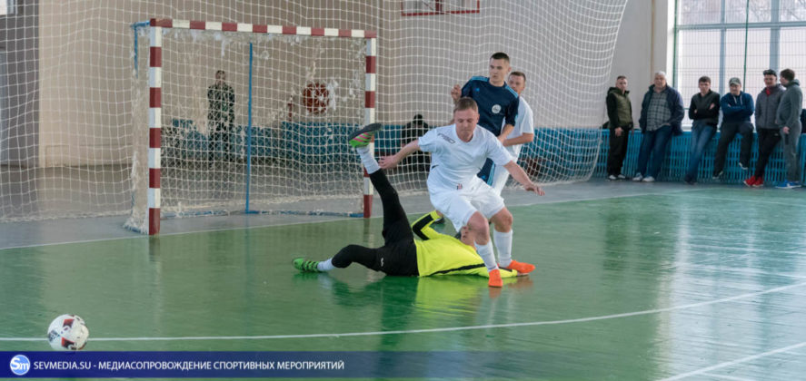 25032018 208 887x420 - Завершился чемпионат Севастополя по футзалу 2018 года