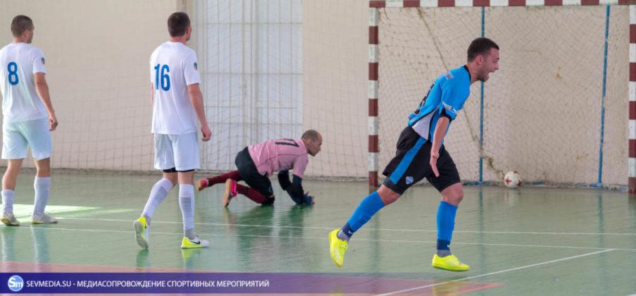 Завершился чемпионат Севастополя по футзалу 2018 года