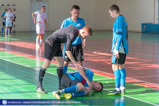 25032018 49 629x420 - Завершился чемпионат Севастополя по футзалу 2018 года