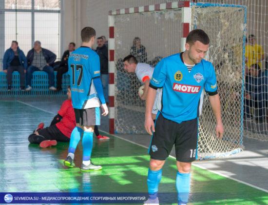 25032018 53 550x420 - Завершился чемпионат Севастополя по футзалу 2018 года