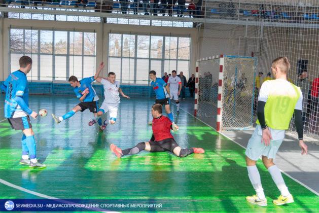 25032018 57 629x420 - Завершился чемпионат Севастополя по футзалу 2018 года