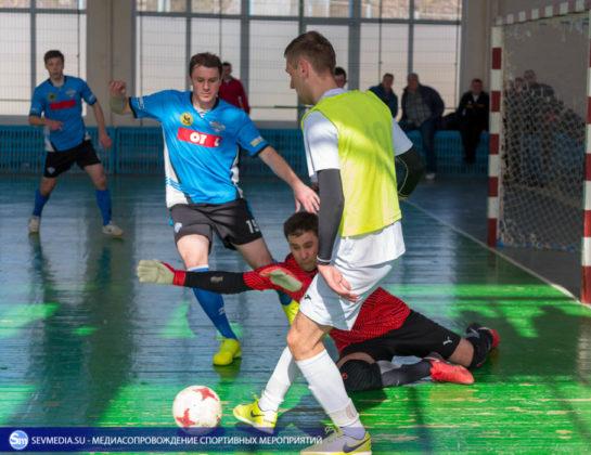 25032018 58 545x420 - Завершился чемпионат Севастополя по футзалу 2018 года