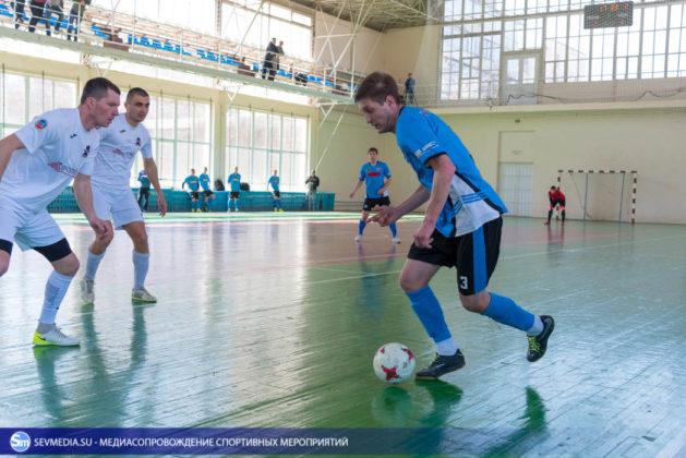 25032018 6 629x420 - Завершился чемпионат Севастополя по футзалу 2018 года