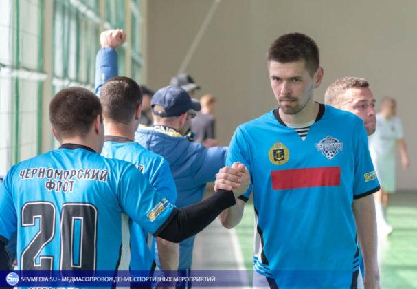 25032018 62 607x420 - Завершился чемпионат Севастополя по футзалу 2018 года