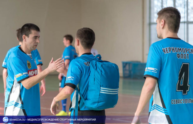 25032018 64 656x420 - Завершился чемпионат Севастополя по футзалу 2018 года