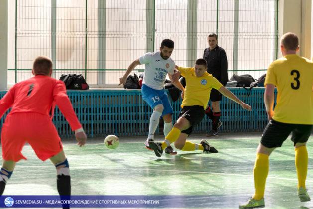 25032018 78 629x420 - Завершился чемпионат Севастополя по футзалу 2018 года