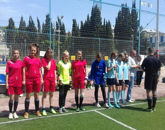 Первенство ДЮФЛ Севастополя и Фестиваль девичьего футбола 2017/18. Подведены итоги соревнований