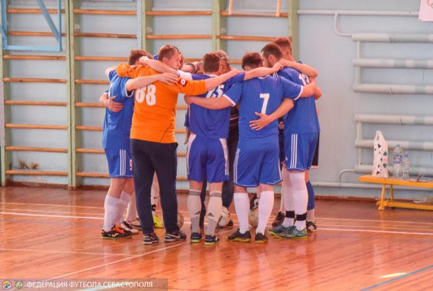 DSC 2188 624x420 - В Севастополе подвели итоги футзального сезона 2017 года