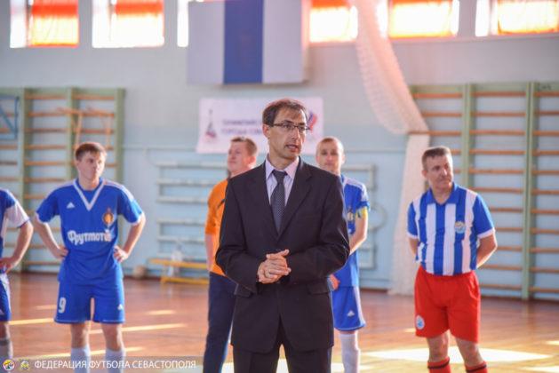 DSC 2213 629x420 - В Севастополе подвели итоги футзального сезона 2017 года