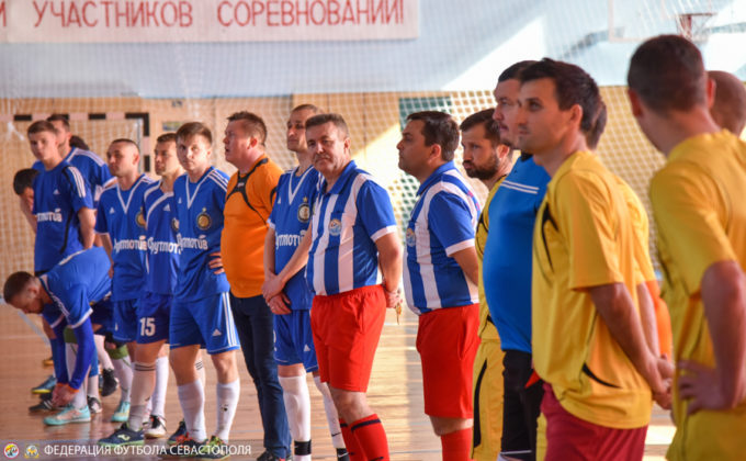DSC 2221 680x420 - В Севастополе подвели итоги футзального сезона 2017 года