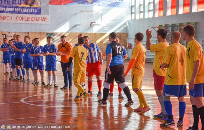 DSC 2227 657x420 - В Севастополе подвели итоги футзального сезона 2017 года