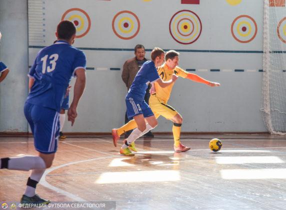 DSC 2291 572x420 - В Севастополе подвели итоги футзального сезона 2017 года