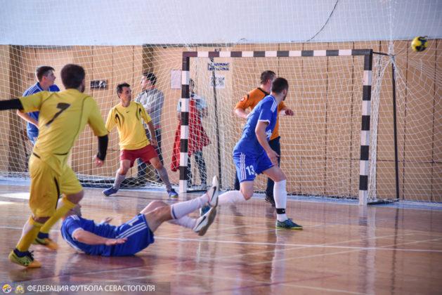 DSC 2329 629x420 - В Севастополе подвели итоги футзального сезона 2017 года