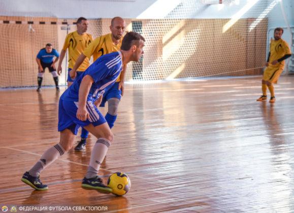 DSC 2331 1 579x420 - В Севастополе подвели итоги футзального сезона 2017 года
