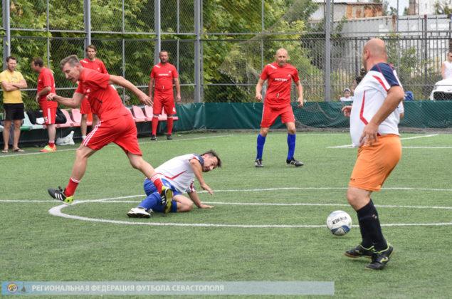 Завершился Кубок города по мини-футболу среди команд ветеранов