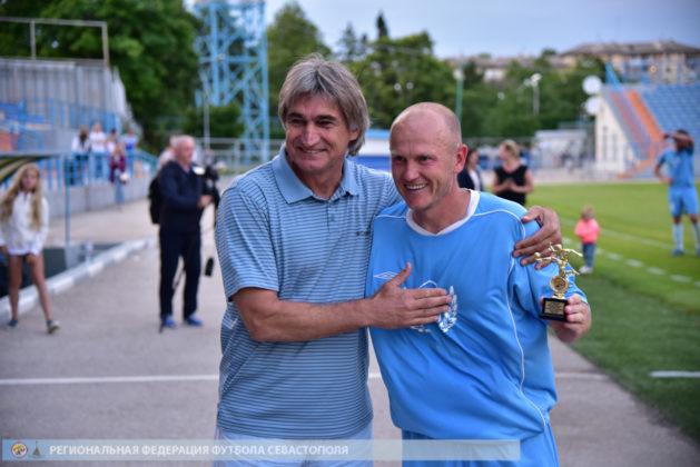 Камо - обладатель Суперкубка Севастополя 2017 года!