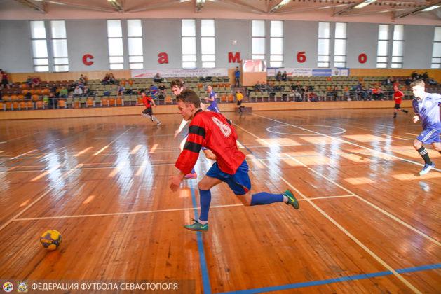 Чемпионат города по футзалу 2017. 9-й тур 2 апреля 2017. Фото
