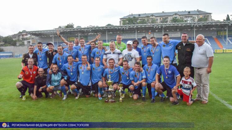 Кубок города по футболу 2017. Финал. Награждение