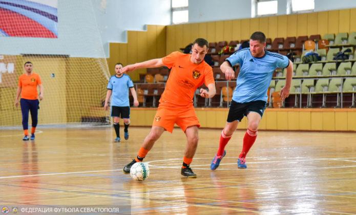 Футзал: Итоги 10-го тура чемпионата Севастополя