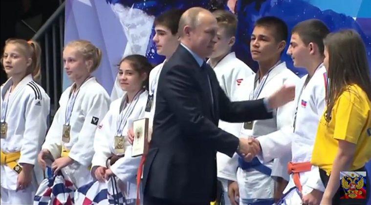 Трое дзюдоистов из Севастополя завоевали бронзу на международном турнире в Санкт-Петербурге