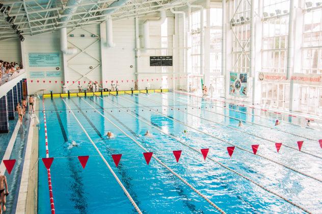 dsc 0026 632x420 - В севастопольском филиале МГУ проходит открытый турнир по плаванию