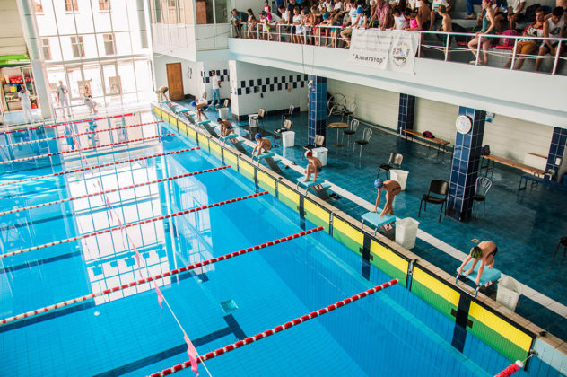 dsc 0774 1 632x420 - В севастопольском филиале МГУ проходит открытый турнир по плаванию