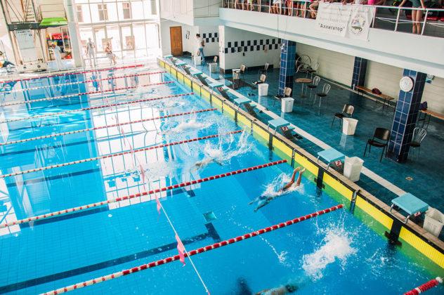 dsc 0779 632x420 - В севастопольском филиале МГУ проходит открытый турнир по плаванию