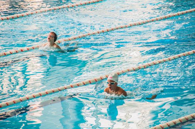 dsc 0820 632x420 - В севастопольском филиале МГУ проходит открытый турнир по плаванию