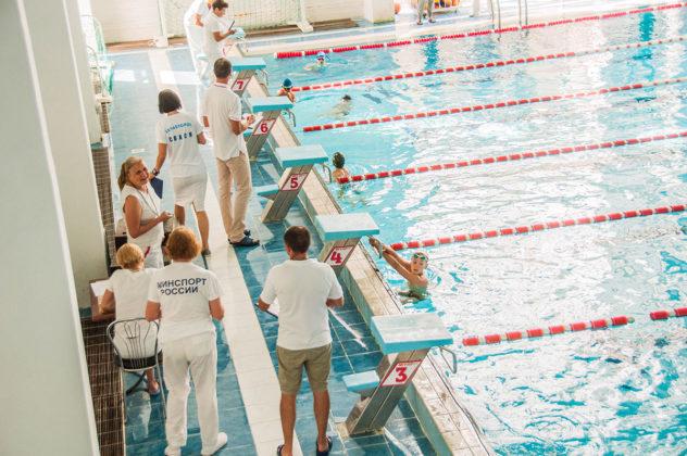 dsc 0847 632x420 - В севастопольском филиале МГУ проходит открытый турнир по плаванию
