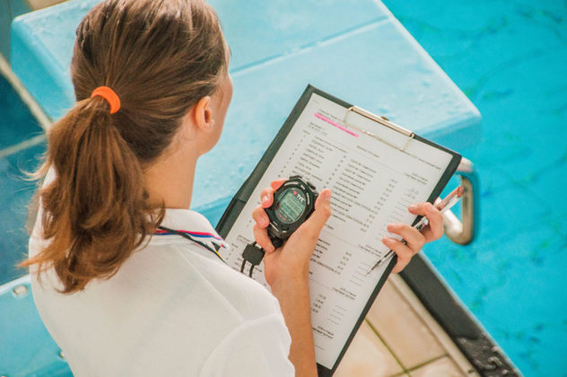 dsc 0848 632x420 - В севастопольском филиале МГУ проходит открытый турнир по плаванию