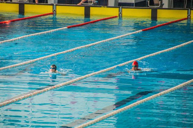 dsc 0859 1 632x420 - В севастопольском филиале МГУ проходит открытый турнир по плаванию
