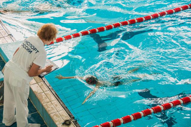 dsc 0899 632x420 - В севастопольском филиале МГУ проходит открытый турнир по плаванию