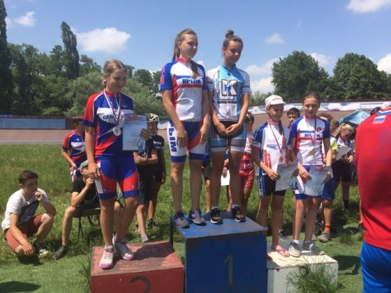Севастопольские велогонщики среди призеров Первенства Республики Крым по велоспорту