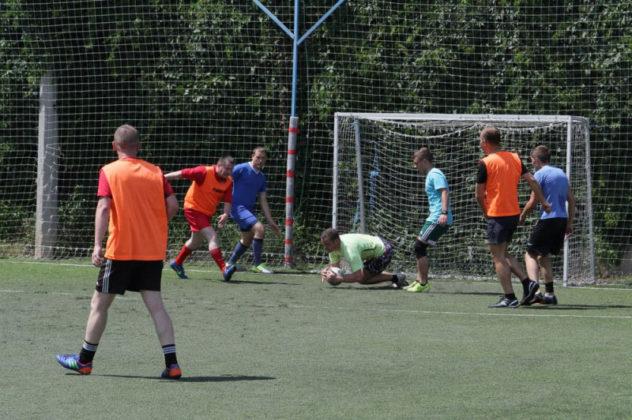 Севастопольские полицейские приняли участие в турнире по мини-футболу в честь 300-летия Российской полиции
