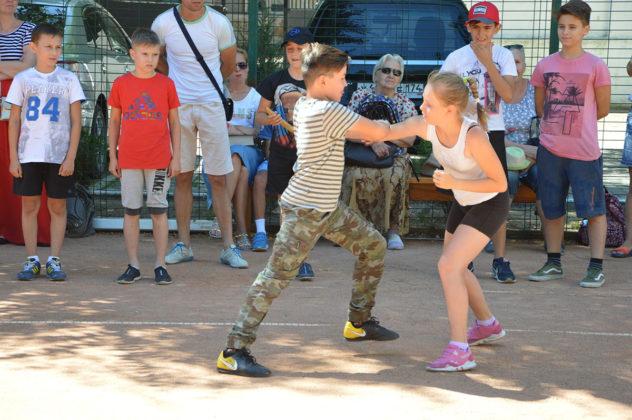 Севастопольские юнармейцы провели соревнования, приуроченные к Международному Олимпийскому дню