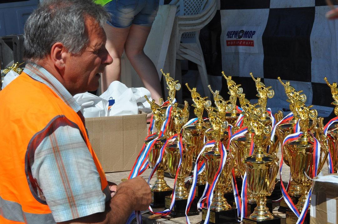 Севастопольцы стали победителями на II этапе Кубка Республики Крым по кросс-кантри «Кубок Единства 2018»