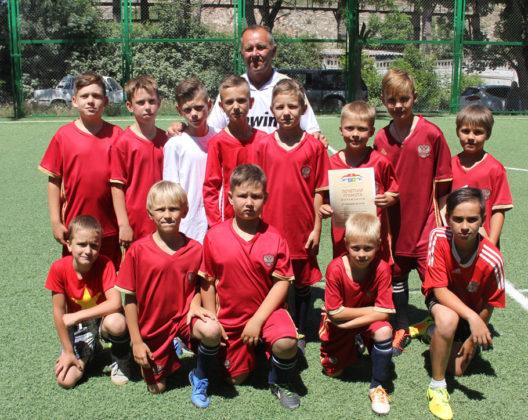 Состоялся турнир по мини-футболу, приуроченный ко Дню Балаклавы