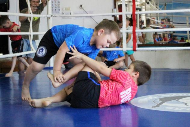 Результаты Открытого турнира на Первенство спортивной школы №7 по спортивной борьбе грэпплинг
