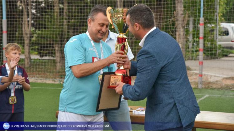 Зенит - победитель турнира среди ветеранов ВС по мини-футболу