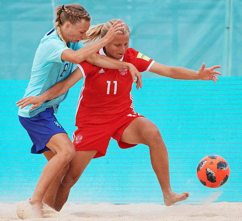 Марина Фёдорова: «Если бы мы «слили», то сборной дальше могло и не быть»