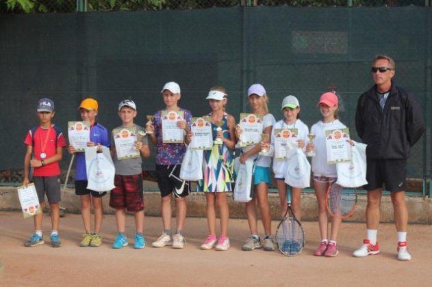 phoca thumb l 1.7.18 2 631x420 - Результаты детского турнира по теннису в парном разряде «Июльский дуплет - 2018»